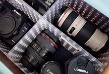 ML Photography equipment storage