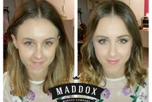 Makeup / Makeup board for makeovers, tutorials blog posts!