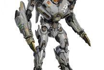 Mech & Robots