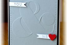 Awesome Valentine's Day Cards / Stampin' Up! inspired valentines day cards