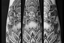 Mandala Tattoo by Studio Zion