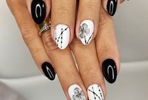 Nail art / design / nail colour