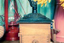 Coffee shop BEANS / Church coffee shop ideas / by Jillian Hoffman