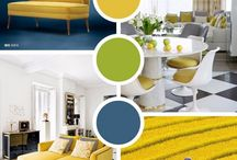 Colour Trends 2018 / What's trending on the inside?