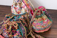 Star Mela Bags / Colourful Embroidered Bags & Pouches