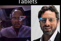 Star Trek funnies