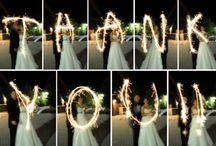 Foto ideeën - trouwen