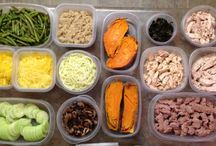 Meal prep / by Missy Jeffries Carter