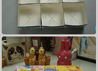 Made of Paper Milk/Juice Cartons