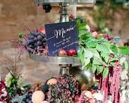 - FALL WEDDING IDEAS -