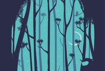 illustration - background