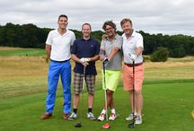 Ludovic Thybergin UK Golf Society