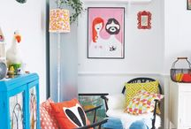 Quirky Interior Decorating