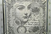 La Blanche stamps