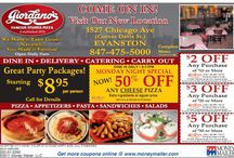 Giordano's Pizza Promo Codes   Save 20% Coupons 2017 / Get 20% OFF with Giordano's Pizza promo codes 2017 or coupon codes during online purchase at promo-code-land.com.