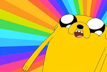 Adventure Time / I love this cartoon! It's funny! I love this! <3