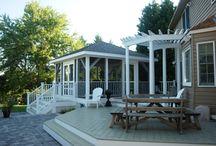Porches, Decks, and Patios