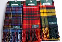 WOMEN'S TARTAN PLAID CLOTHING / Tartan Plaid Clothing for Women, including Tartan Scarves, Serapes, Skirts, Mini Kilts, Shawls, Stoles, Capes and Tams all of Fine Worsted Wool by Lochcarron of Scotland.