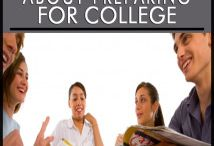 Preparing for College / by E-town College Career Services