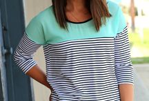 Shirts and tops / Easy to make