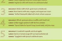 Vegetarian healthy food ideas
