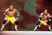 the usos wwe / by april 12