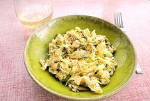 pasta / by Nancy Sylvester