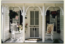 Porch Ideas / by Doni Hall