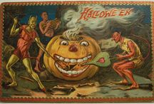 halloween past / Halloween traditions of old. / by SoCreepy.com