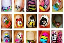 Uñas Decorativas / Mundo Nail Art