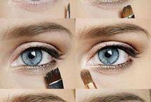 Make-ups!