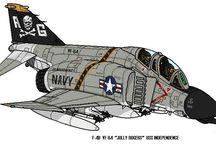 Vietnam planes