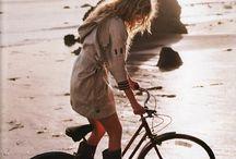 bikes.