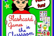 FLASHCARD GAMES IN THE CLASSROOM