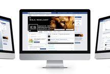 Social Media / Nasze działania w mediach społecznościowych.