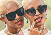 Coco and Breezy / Corianna and Brianna, also known as Coco and Breezy, are the founders of a cutting edge sunglass brand based in New York City that aims to reach new fashion heights and introduce fashion connoisseurs all over the world to their unique sense of style and original accessories. Coco and Breezy designed the brand based on their own passion for making avante garde fashion and accessories available to all retail consumers.