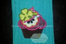 St. Patrick's Day / Embroidery/Applique Designs