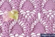 Wzory  crochet
