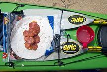 kayak stuff