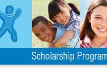 Scholarship Programs / by Timothy Dale Whalen Jr.