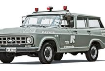 Police Cars by Web