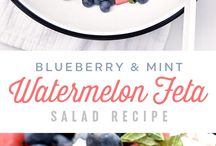 Watermelon n blueberry n FETA