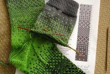 Socks (knitting)