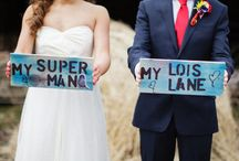 Superhero Wedding Ideas
