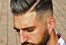 Men's haircuts/styles