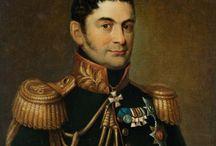 Портреты генералов Отечественной войны 1812 года из собрания Государственного исторического музея
