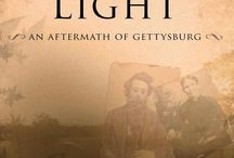 "Memory of Light--NOW available! / Jefferson Coates signed on for the War Between the States, ready to give his life for his country. He wasn't prepared for blindness.   Based on a true story, ""Memory of Light"" is about two independent souls forging their life and love on the Nebraska frontier."