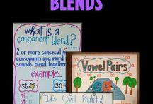 Vowel Blends