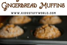 Muffins and Quick Breads / Recipes for muffins and quick breads--like pumpkin bread, banana bread, zucchini bread, and more!