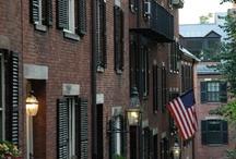 Scenes of Boston